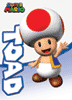 Toad [Super Mario]